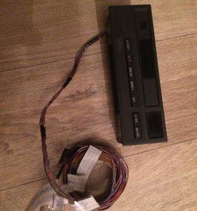 Bmw e36 бортовой компьютер 7 кнопок бк с проводкой