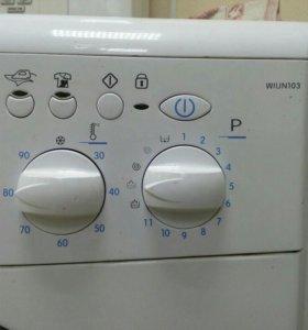 Стиральная машина Indesit WIUN103
