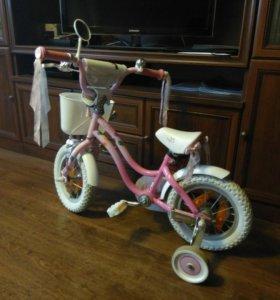 Велосипед детский mystic