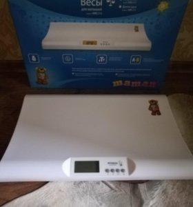 Новые Детские весы Maman