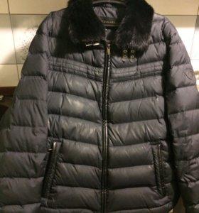 Куртка зимняя мужская, размер 52-54