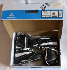 Новые ботинки, сноуборды, крепления