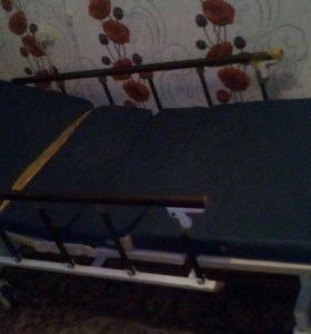Ортопедическая кровать.