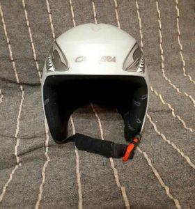 Шлем горнолыжный детский carrera