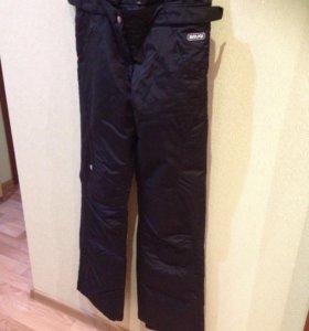 Утепленные штаны женские 46 р
