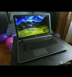 Ноутбук HP PAVILION 17 f200ur