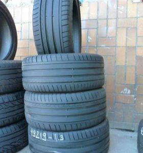 Шины бу R20 255/45 Dunlop