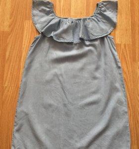 Платье джинсовое Zara