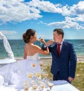 Фотограф и видеограф на свадьбу Иркутская область