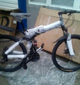 Новый горный велосипед BMW X6