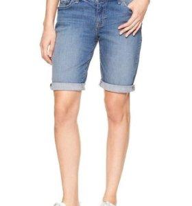 Джинсовые шорты новые 52-54 размер