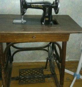 Швейная машинка чепель Венгрия