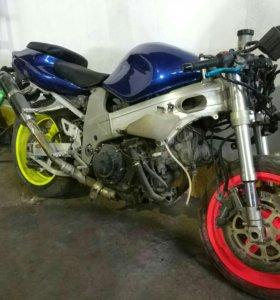 Продам Suzuki TL1000R после дтп !