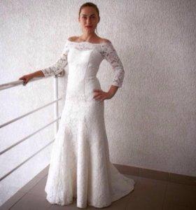 Кружевное платье 👗