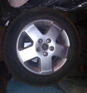 колеса для Ford-радиус 15