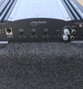 Моноусилитель MAC Audio MPX mono