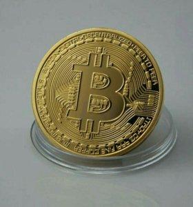 Bitcoin монета
