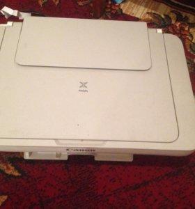 Продам принтер Canon mg2440