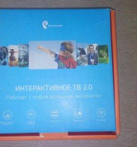 Цифровая приставка интерактивное ТВ 2.0