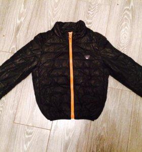 Куртка демисезонная 140