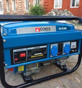 Бензиновый генератор или бартер
