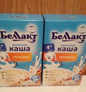 Каша молочная Беллакт
