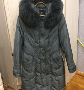 Зимний пуховик 44 размер