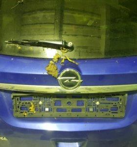 Накладка багажника опель мокка (opel mokka)