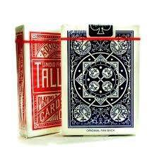 Игральные карты Tally-Ho