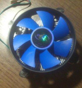 Вентилятор-куллер для процессора