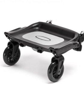 подножка для колясок baby jogger