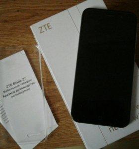 ZTE Blade z7 Gray 4G 16Gb\2Gb
