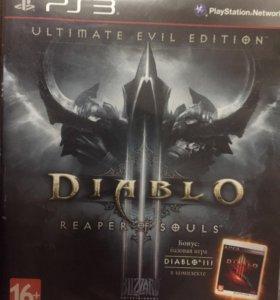 Diablo 3 reaper of souls.
