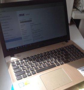 Новый игровой ноутбук asus X541UV-XO241T
