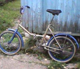 """Велосипед """"Аист"""""""