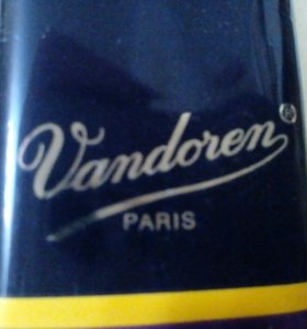 Трость Vandoren для кларнета Sib-Bb