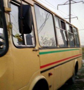 Автобус 2007+ работа