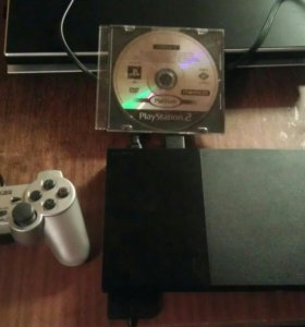 Продам Sony PS2 Super Slim