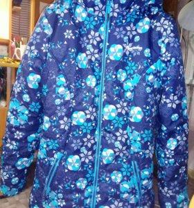 Куртка для девочки. На зиму.