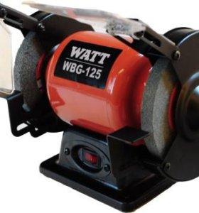Станок для заточки WATT WBG-125