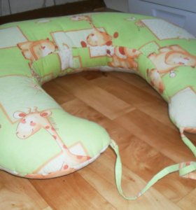 подушка для кормления новая