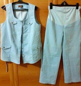 👩👧👦Пакет одежды для беременных N2