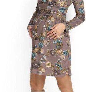 Новое платье для беременных и кормящих