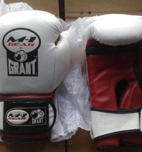 НОВЫЕ перчатки для единоборств (Gear M-1)