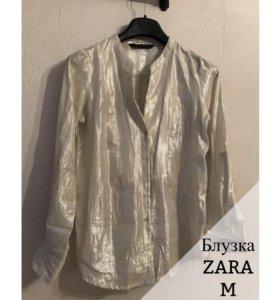 Блуза ZARA WOMAN новая