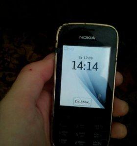 телефон Nokia (полусенсор)
