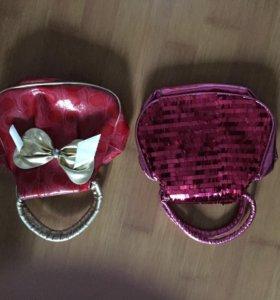 Сумочки для маленькой принцессы, продаются каждая