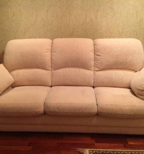 Очень мягкий, комфортный, раскладной диван