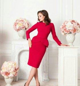 """Новое платье """"Элизабет"""" от российского дизайнера"""
