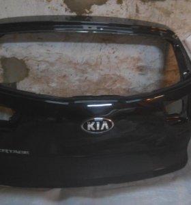 Крышка багажника Киа Спортейдж 3, kia sportage 3